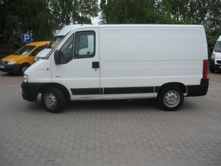 Peugeot Boxer, dostawczy, 3-osobowy